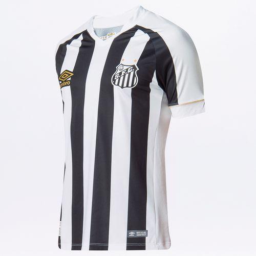 Camisa Masculina Santos Of.2 2018 (Game)