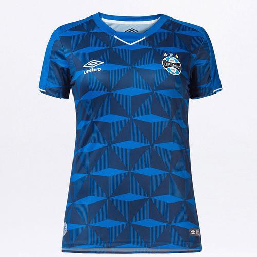 Camisa Feminina Grêmio Of.3 2019