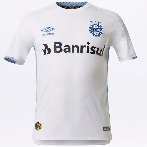 Camisa Masculina Grêmio Of.2 2019 (Classic S/N)