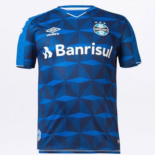 Camisa Masculina Grêmio Of.3 2019 (Atleta)