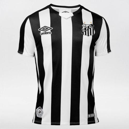 Camisa Masculina Santos Of.2 2019 (Atleta S/N)