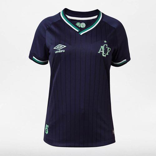 Camisa Feminina Chapecoense Of. 3 2018