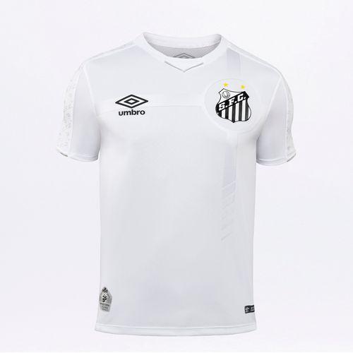 Camisa Masculina Santos Of.1 2019 (Classic)