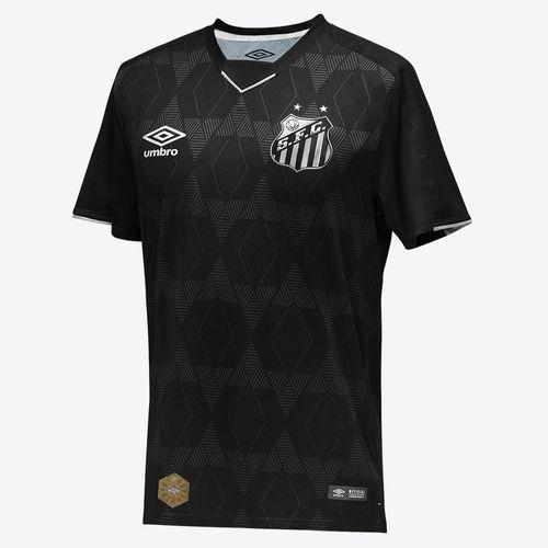 Camisa Masculina Santos Of.3 2019 (Classic S/N)