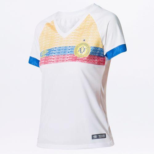Camisa Feminina Chapecoense Of. La Pasíon 2018