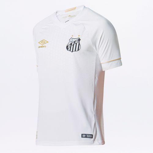 Camisa Masculina Santos Of.1 2018 (Fan)