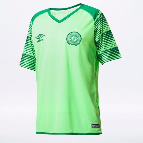 Camisa Masculina Goleiro Chapecoense Of. 2017