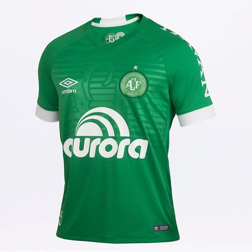 Camisa Masculina Chapecoense Of. 1 2018 S/N