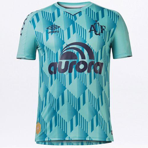 Camisa Masculina Chapecoense Of.3 2019 (Atleta)