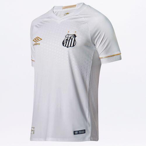 Camisa Masculina Santos Of.1 2018 (Game S/N)