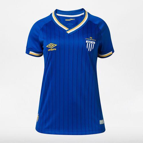 Camisa Feminina Avaí Of. 3 2018