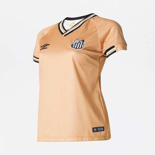 Camisa Feminina Santos Of. 3 2018
