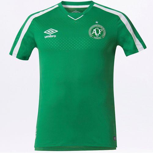 Camisa Masculina Chapecoense Of.1 2019 (Atleta)