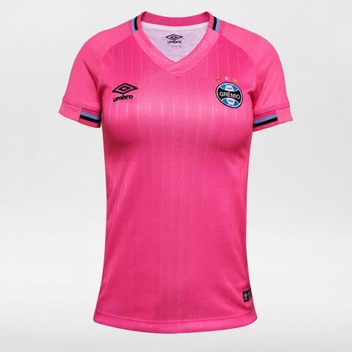 Camisa Feminina Comemorativa Outubro Rosa 2018