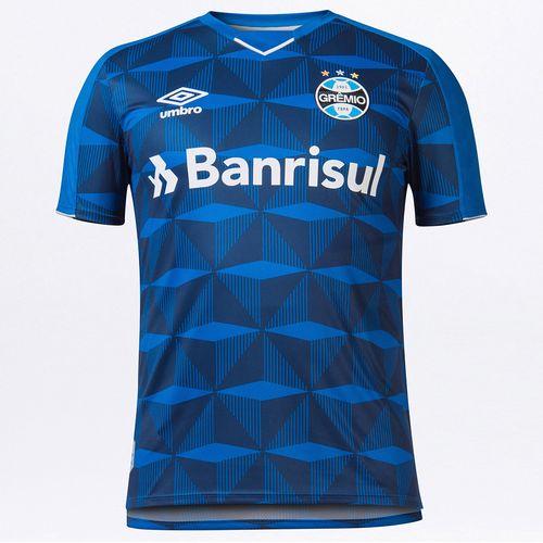 Camisa Masculina Grêmio Of.3 2019 (Classic S/N)