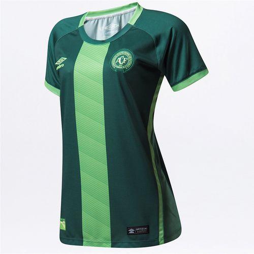 Camisa Feminina Chapecoense Of.3 2016