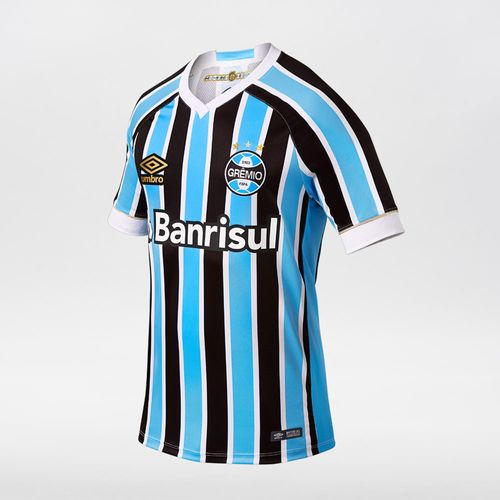 Camisa Masculina Gremio Of.1 2018 (Game)