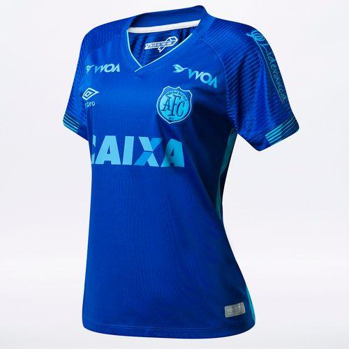 Camisa Feminina Avaí Of.3 2017/18