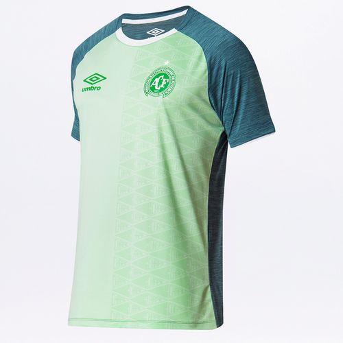 Camisa Masculina Chapecoense Aquecimento 2018