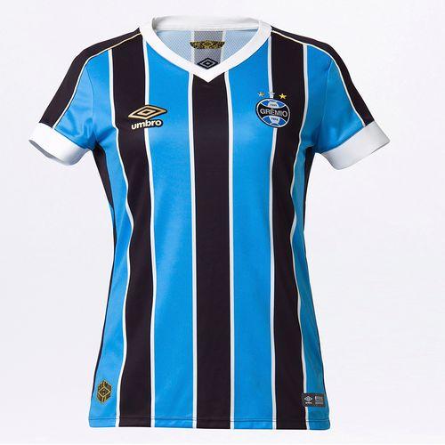 Camisa Feminina Grêmio Of.1 2019