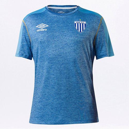 Camisa Masculina Avaí Aquecimento 2019