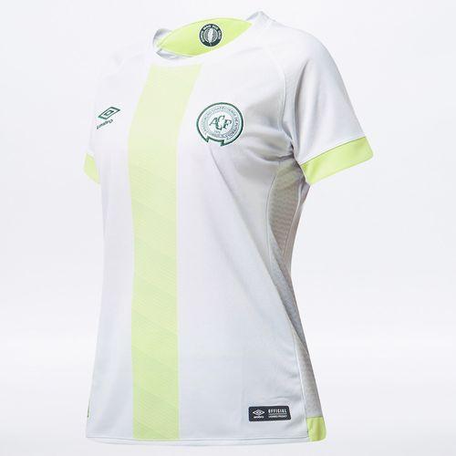 Camisa Feminina Chapecoense Of. 2 2017