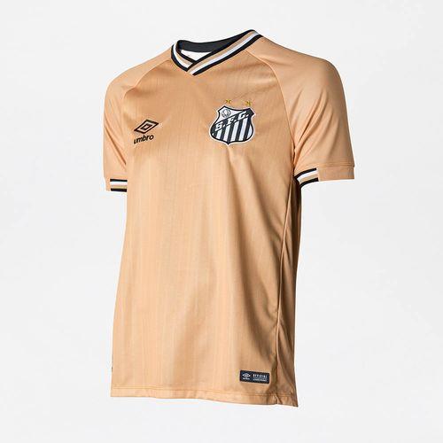 Camisa Masculina Santos Of. 3 2018
