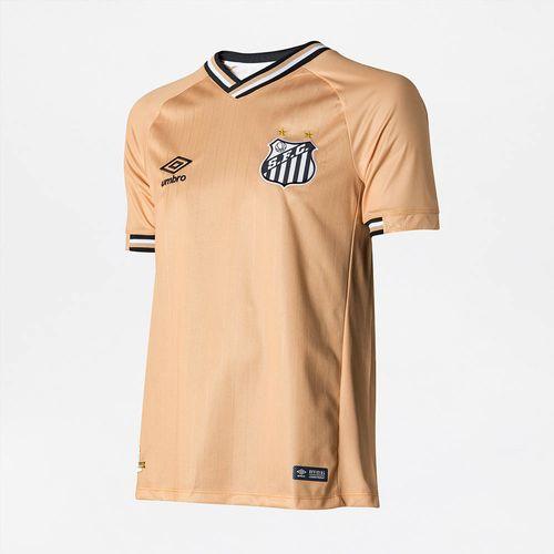 Camisa Masculina Santos Of. 3 2018 (S/N)