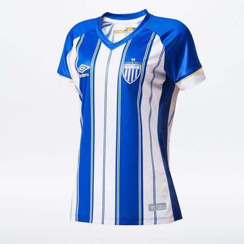 Camisa Feminina Avai Of. 1 2018