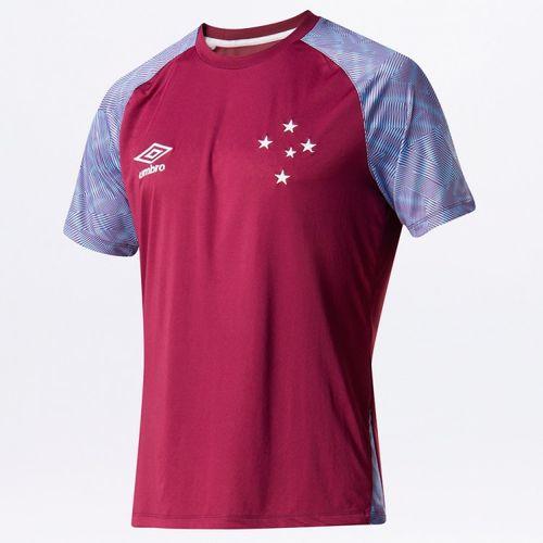Camisa Masculina Cruzeiro Treino 2018