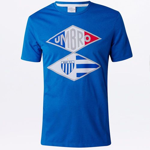 Camiseta Masculina Torcedor Avaí Flag