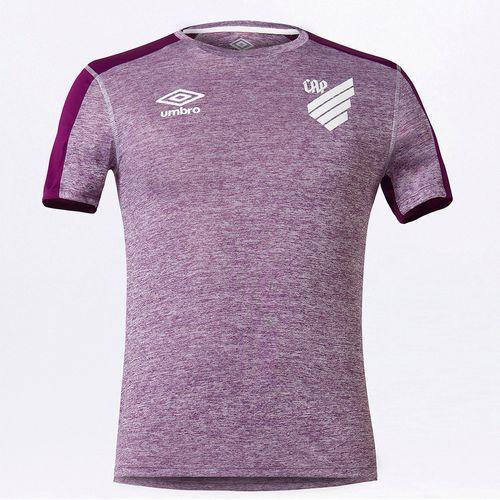 Camisa Masculina Cap Aquecimento 2019