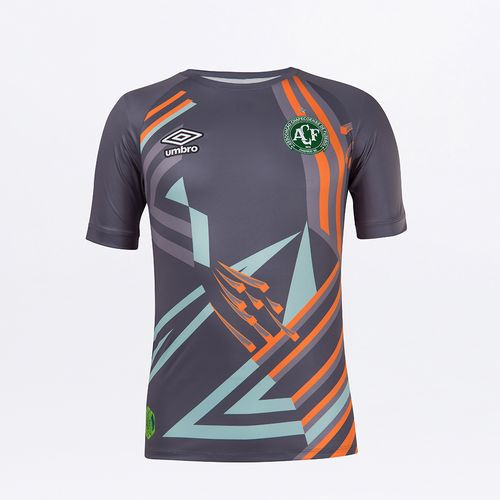 Camisa Masculina Goleiro Chapecoense Of. 2020