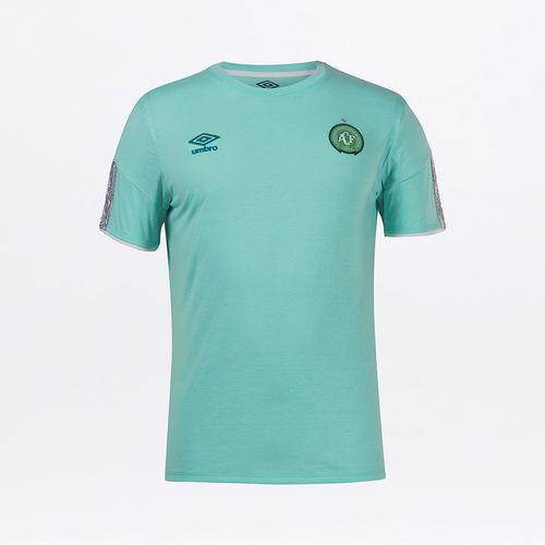 Camiseta Masculina Chapecoense Concentração 2020