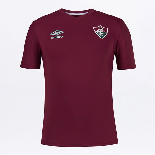 Camisa Masculina Fluminense Aquecimento 2020