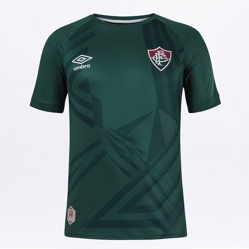 Camisa Masculina Goleiro Fluminense Of. 2020