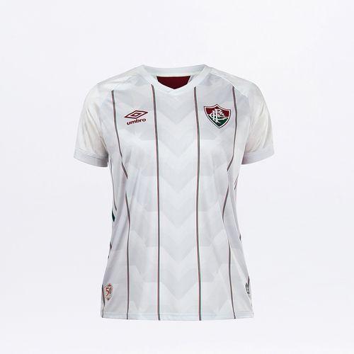 Camisa Feminina Fluminense Of.2 2020 (Torcedor)