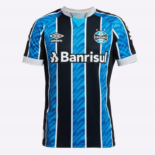 Camisa Masculina Grêmio Of.1 2020 (Atleta S/N)