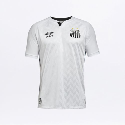 Camisa Masculina Santos Of.1 2020 (Classic C/N)
