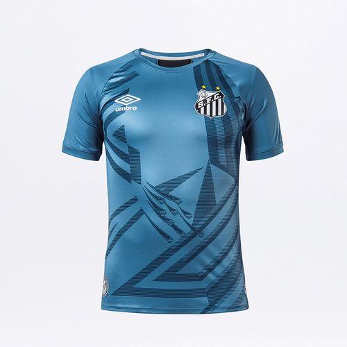 Camisa Masculina Goleiro Santos Of. 2020 (Classic)