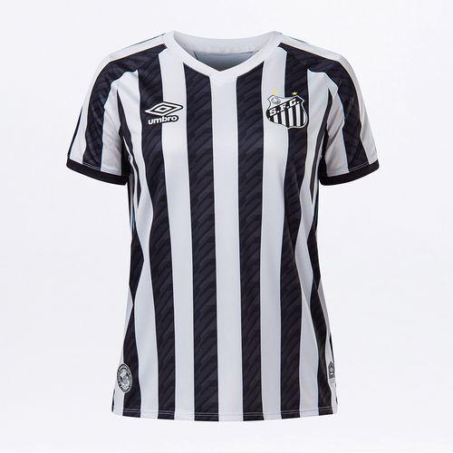 Camisa Feminina Santos Of.2 2020 (Torcedora)