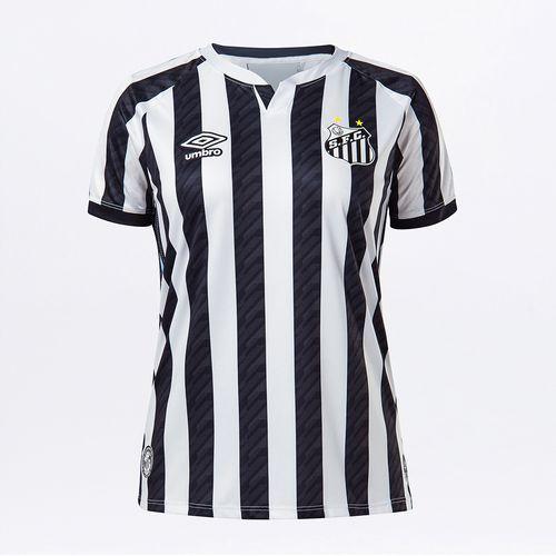 Camisa Feminina Santos Of.2 2020