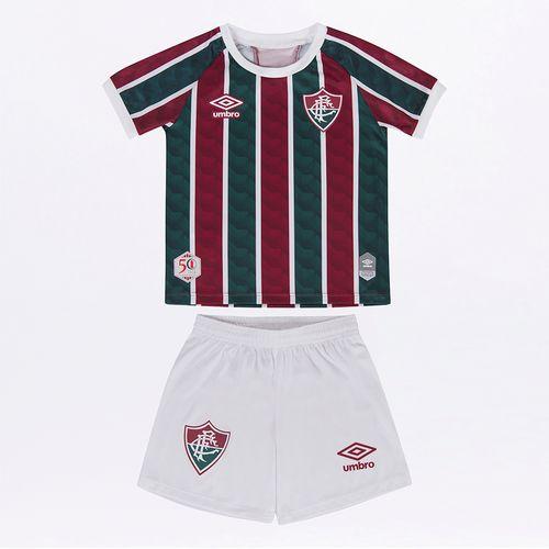 Kit Clube Infantil Fluminense Of.1 2020