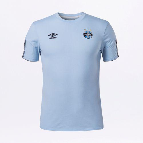 Camiseta Masculina Grêmio Concentração 2020