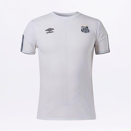 Camiseta Masculina Santos Concentração 2020