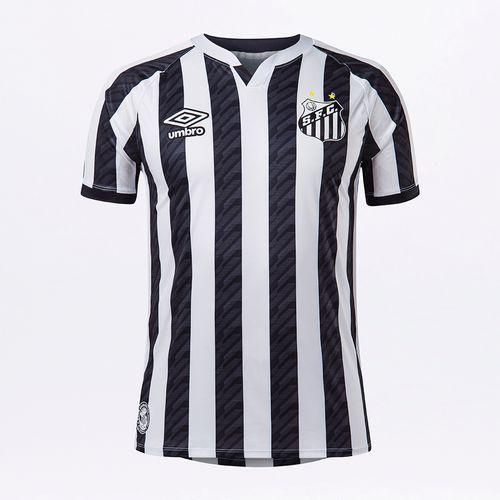 Camisa Masculina Santos Of.2 2020 (Classic S/N)