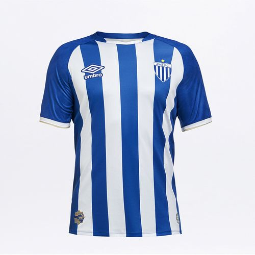 Camisa Masculina Avaí Of.1 2020 (Classic S/N)