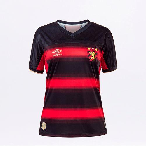 Camisa Feminina Sport Of.1 2020 (Torcedora)