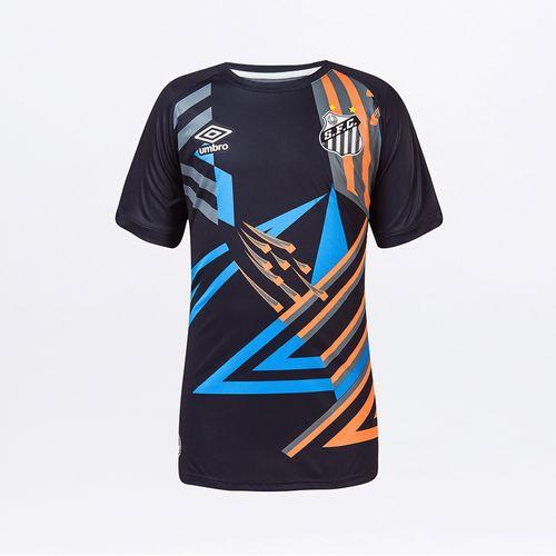 Camisa Junior Goleiro Santos Of. 2020 (Classic)