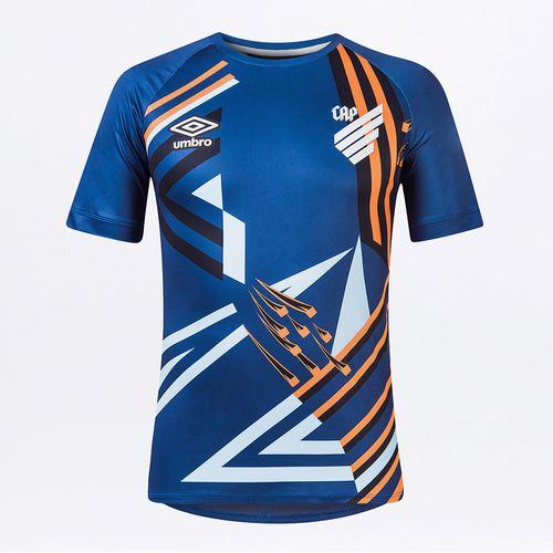 Camisa Masculina Goleiro Cap Of. 2020